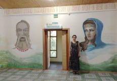 Посещение Школы М.П.Щетинина в августе 2015 года