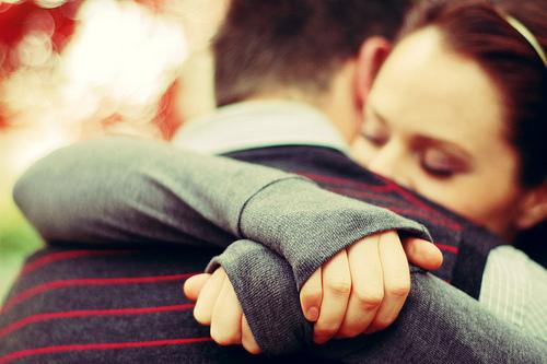 Как правильно обниматься - дышите вместе