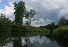 БлагоПритный досуг - сплав по реке
